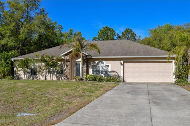 2331 Jacoby Circle, North Port, FL 34288 (MLS #A4213611) :: Godwin Realty Group