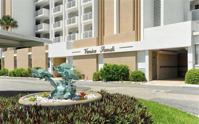 633 Alhambra Road #208, Venice, FL 34285 (MLS #A4213672) :: Medway Realty