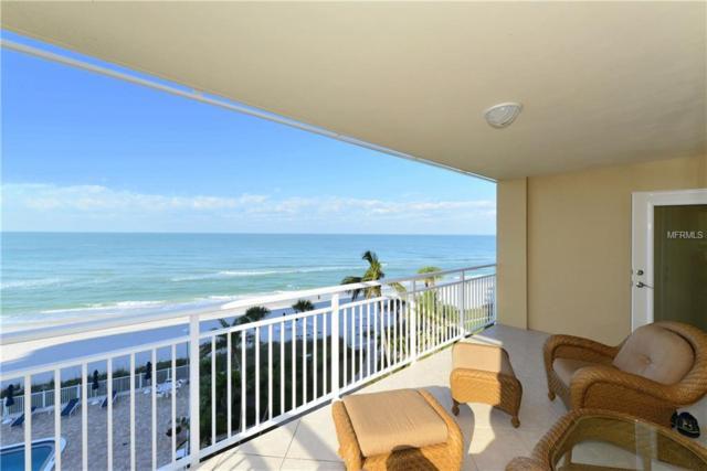603 Longboat Club Road 504N, Longboat Key, FL 34228 (MLS #A4213725) :: Medway Realty