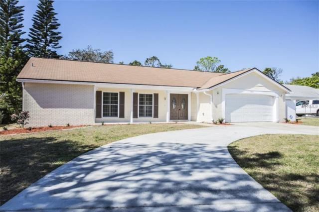 12813 Teakwood Lane, Hudson, FL 34667 (MLS #A4213761) :: Jeff Borham & Associates at Keller Williams Realty