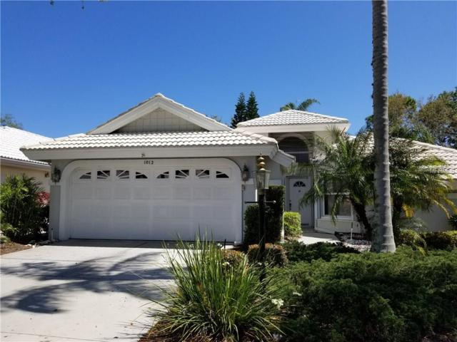 1012 Harbor Town Drive, Venice, FL 34292 (MLS #A4213861) :: Medway Realty