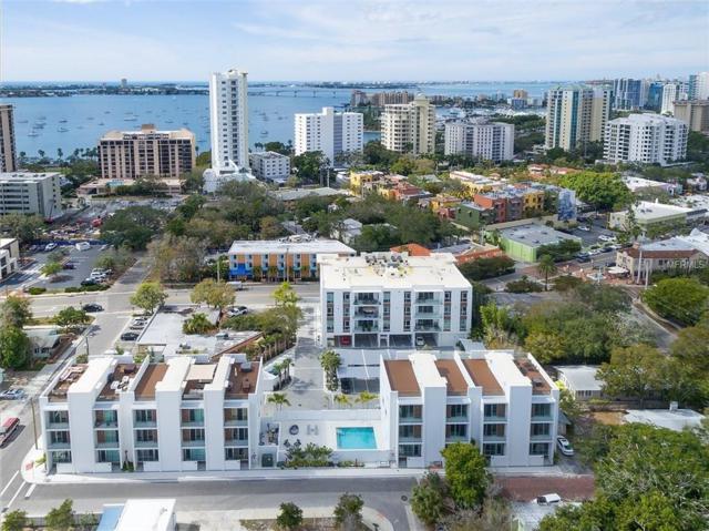635 S Orange Avenue #203, Sarasota, FL 34236 (MLS #A4213871) :: McConnell and Associates