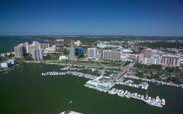 1255 N Gulfstream Avenue #1007, Sarasota, FL 34236 (MLS #A4213945) :: The Duncan Duo Team