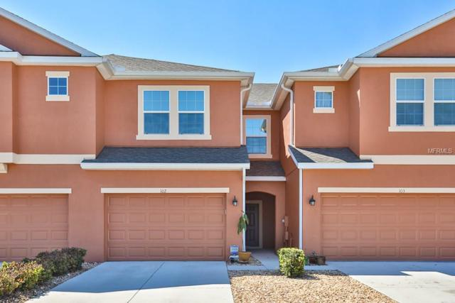 11534 84TH STREET Circle E #102, Parrish, FL 34219 (MLS #A4213955) :: Medway Realty