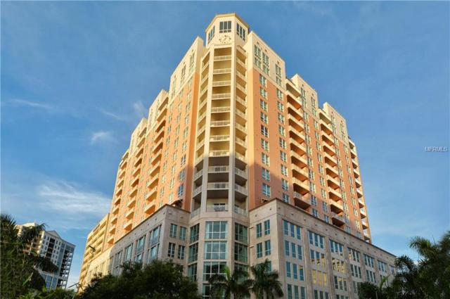 1350 Main Street #1505, Sarasota, FL 34236 (MLS #A4213980) :: The Duncan Duo Team
