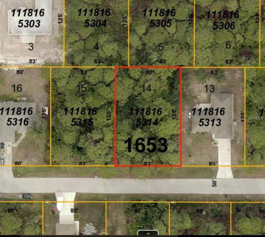 Donkey Avenue, North Port, FL 34288 (MLS #A4214100) :: Premium Properties Real Estate Services