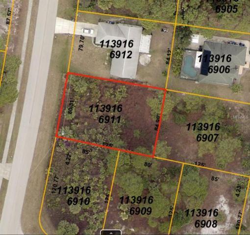 Jeannin Drive, North Port, FL 34288 (MLS #A4214136) :: Premium Properties Real Estate Services