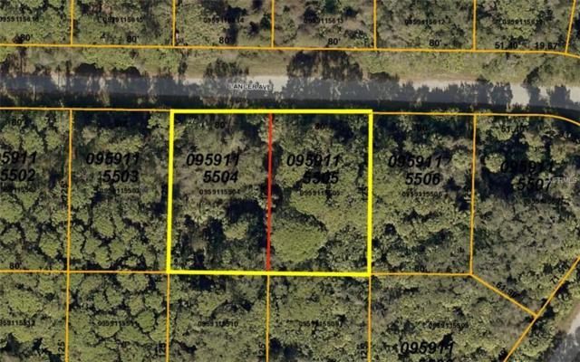 Lancer Avenue, North Port, FL 34286 (MLS #A4214139) :: Team Pepka