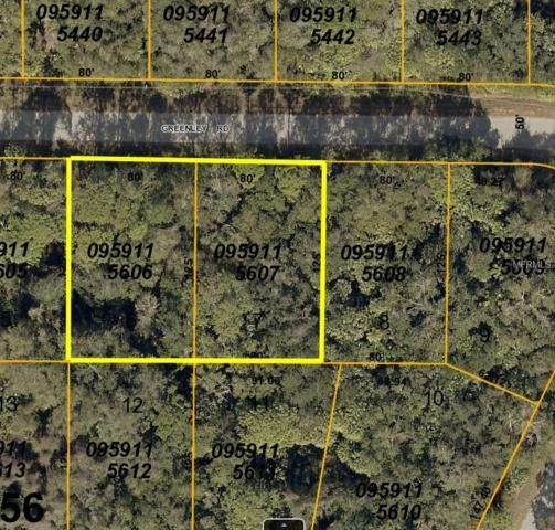 Greenley Road, North Port, FL 34286 (MLS #A4214149) :: Griffin Group