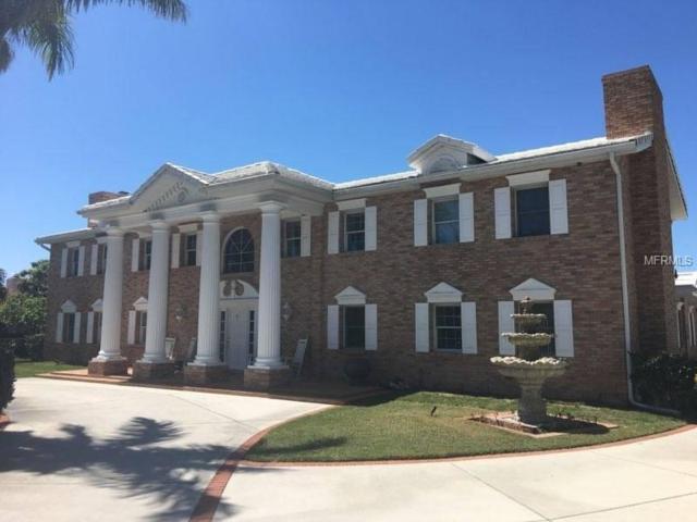 540 N Spoonbill Drive, Sarasota, FL 34236 (MLS #A4214379) :: BCA Realty