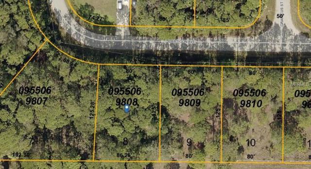 Bartigon Avenue, North Port, FL 34286 (MLS #A4214845) :: KELLER WILLIAMS CLASSIC VI