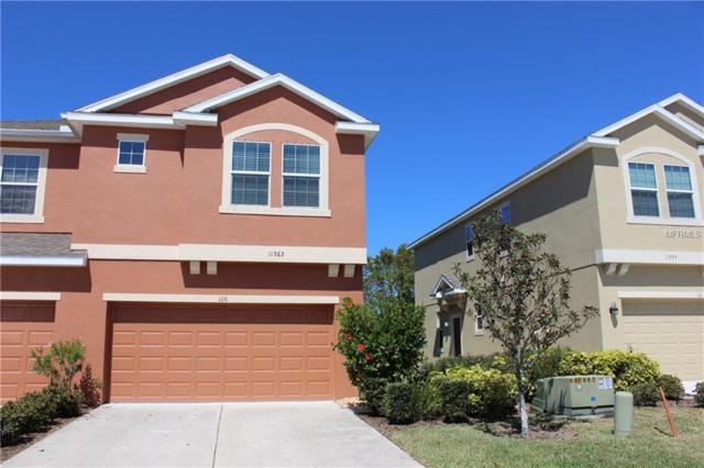 11563 84TH STREET Circle E #106, Parrish, FL 34219 (MLS #A4214850) :: Medway Realty