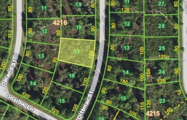 8249 Dittmar Street, Port Charlotte, FL 33981 (MLS #A4214863) :: RE/MAX Realtec Group
