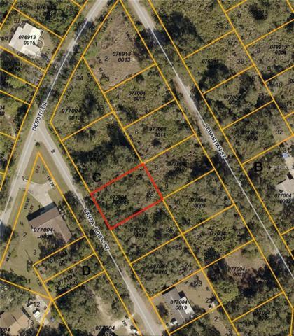 Santa Rosa Street, North Port, FL 34287 (MLS #A4214935) :: Medway Realty