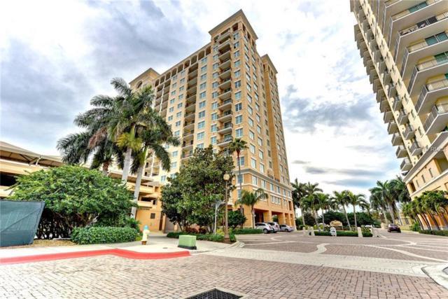 750 N Tamiami Trail #1604, Sarasota, FL 34236 (MLS #A4214999) :: Medway Realty