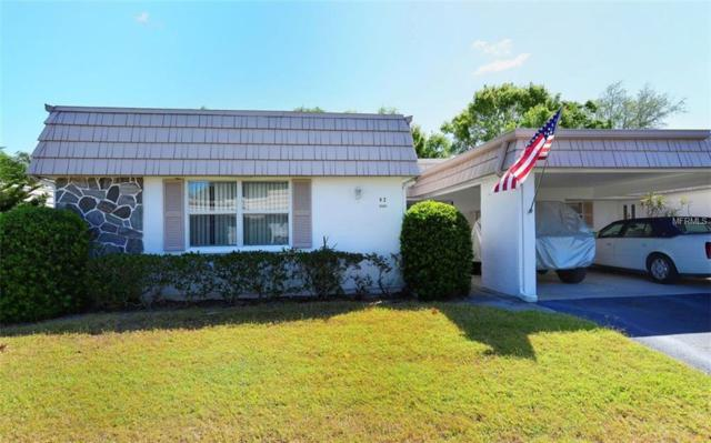 5561 Riverbluff Circle V-2, Sarasota, FL 34231 (MLS #A4215041) :: The Duncan Duo Team