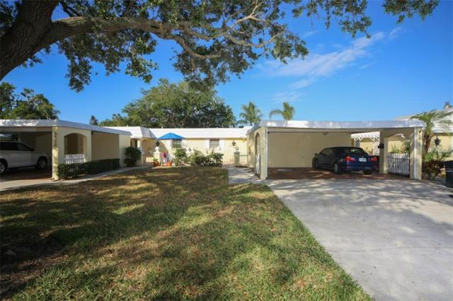 5916 Driftwood Avenue #21, Sarasota, FL 34231 (MLS #A4215352) :: The Duncan Duo Team