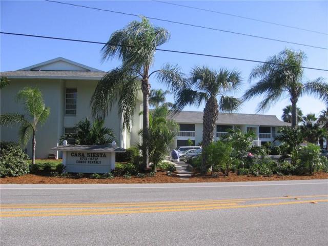 6713 Midnight Pass Road #12, Sarasota, FL 34242 (MLS #A4215443) :: The Duncan Duo Team