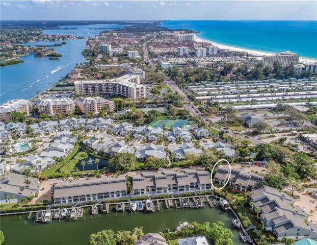 1239 Dockside Place #109, Sarasota, FL 34242 (MLS #A4215547) :: RealTeam Realty