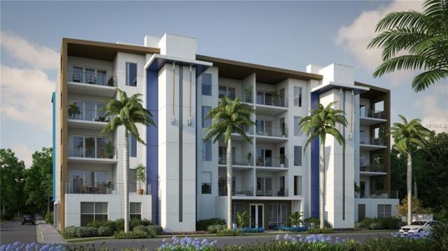 711 S Palm Avenue #301, Sarasota, FL 34236 (MLS #A4215720) :: The Duncan Duo Team