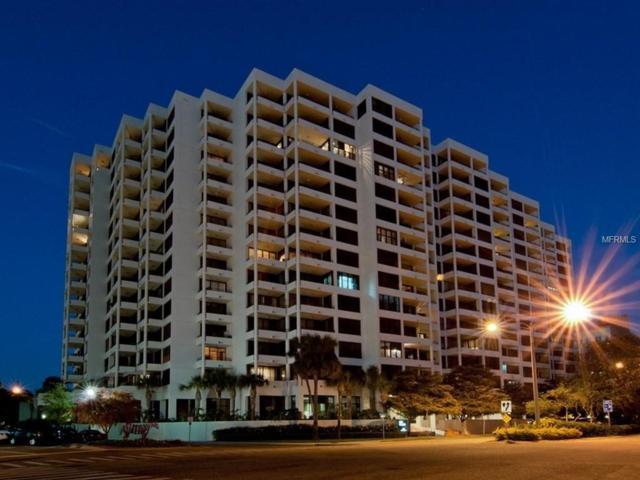 1255 N Gulfstream Avenue #303, Sarasota, FL 34236 (MLS #A4215726) :: The Duncan Duo Team