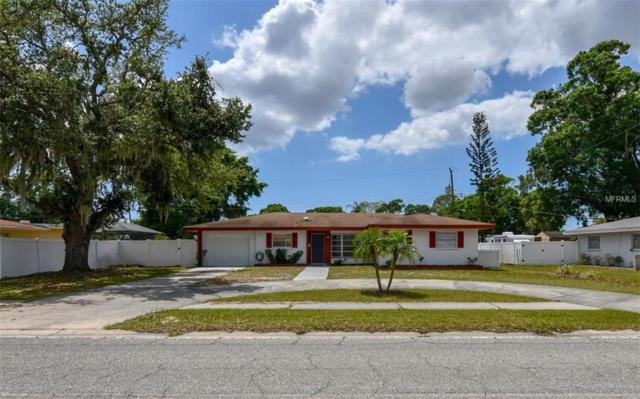 3946 Prudence Drive, Sarasota, FL 34235 (MLS #A4215733) :: Medway Realty