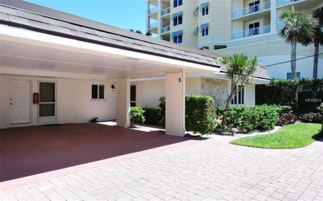 1900 Benjamin Franklin Drive Villa5, Sarasota, FL 34236 (MLS #A4215747) :: The Duncan Duo Team