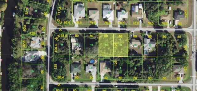 14491 & 14499 Ransom Avenue, Port Charlotte, FL 33953 (MLS #A4215789) :: RE/MAX Realtec Group
