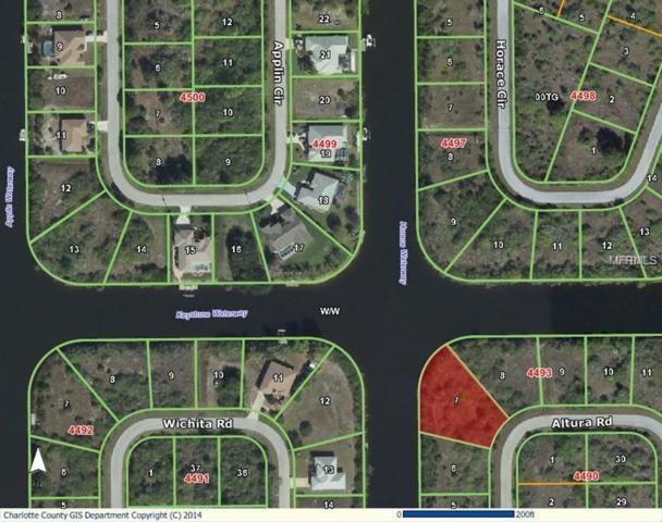 15160 Altura Road, Port Charlotte, FL 33981 (MLS #A4215796) :: Medway Realty