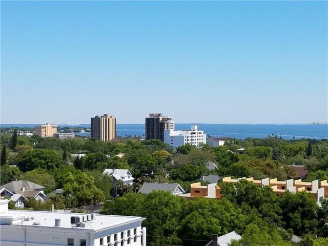 226 5TH Avenue N #901, St Petersburg, FL 33701 (MLS #A4215812) :: The Duncan Duo Team
