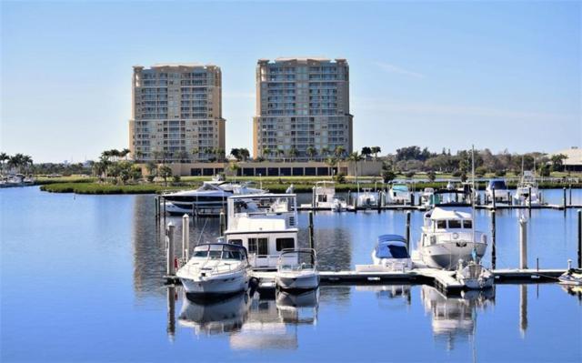 130 Riviera Dunes Way #506, Palmetto, FL 34221 (MLS #A4215850) :: The Duncan Duo Team