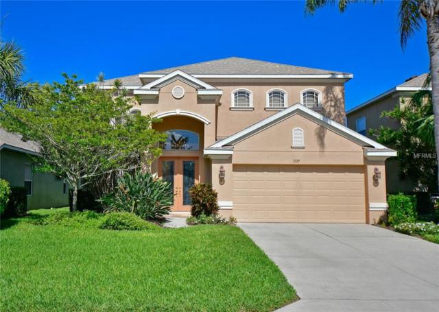 3729 Summerwind Circle, Bradenton, FL 34209 (MLS #A4215992) :: Medway Realty