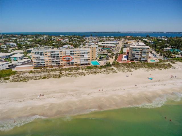 5300 Gulf Drive #306, Holmes Beach, FL 34217 (MLS #A4400024) :: McConnell and Associates