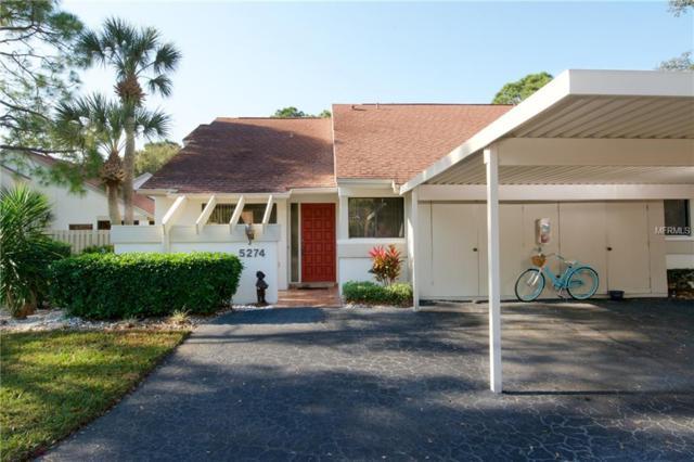 5274 Myrtlewood Road #29, Sarasota, FL 34235 (MLS #A4400081) :: The Duncan Duo Team