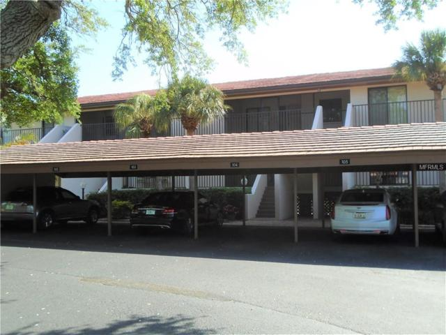 3400 Wild Oak Bay Boulevard #105, Bradenton, FL 34210 (MLS #A4400167) :: The Duncan Duo Team