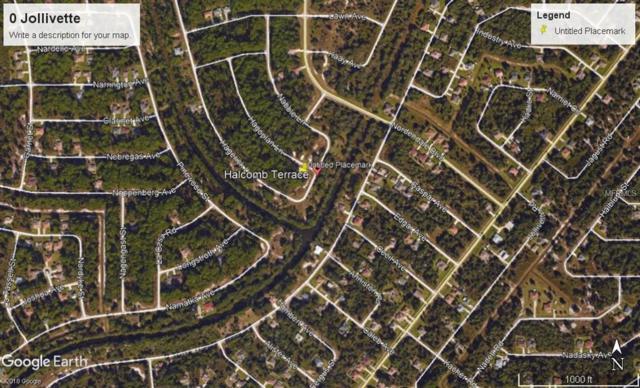 Halcomb Terrace, North Port, FL 34288 (MLS #A4400215) :: Medway Realty