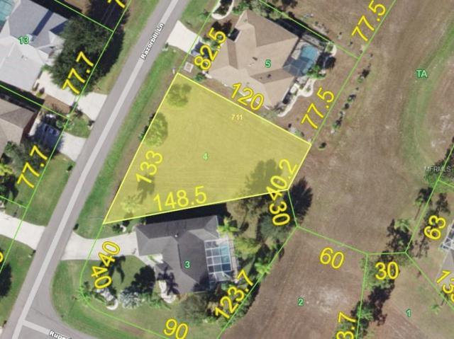 1372 Razorbill Lane, Punta Gorda, FL 33983 (MLS #A4400230) :: G World Properties