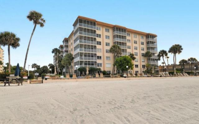 800 Benjamin Franklin Drive #403, Sarasota, FL 34236 (MLS #A4400237) :: Team Bohannon Keller Williams, Tampa Properties