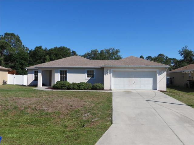 3206 Missouri Terrace, North Port, FL 34291 (MLS #A4400240) :: G World Properties