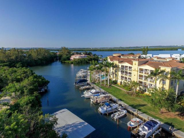 595 Dream Island Road 36B, Longboat Key, FL 34228 (MLS #A4400262) :: The Duncan Duo Team