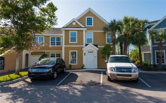 5591 Rosehill Road #102, Sarasota, FL 34233 (MLS #A4400283) :: Medway Realty