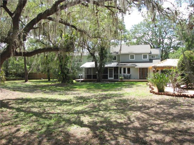 4930 Hidden Oaks Trail, Sarasota, FL 34232 (MLS #A4400300) :: Medway Realty