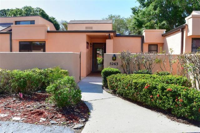 5263 Myrtle Wood #32, Sarasota, FL 34235 (MLS #A4400362) :: McConnell and Associates