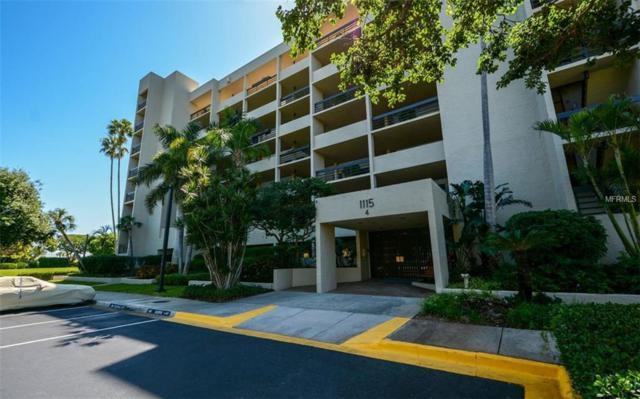 1115 Gulf Of Mexico Drive #104, Longboat Key, FL 34228 (MLS #A4400363) :: KELLER WILLIAMS CLASSIC VI