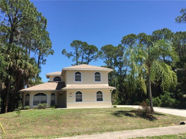 4924 Adderton Avenue, North Port, FL 34288 (MLS #A4400380) :: G World Properties