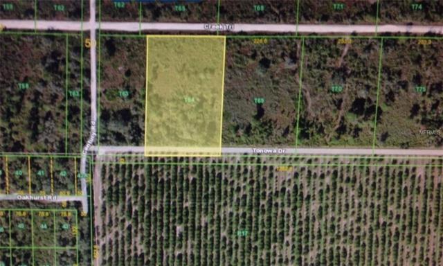 32041 Creek Trail, Punta Gorda, FL 33982 (MLS #A4400403) :: G World Properties