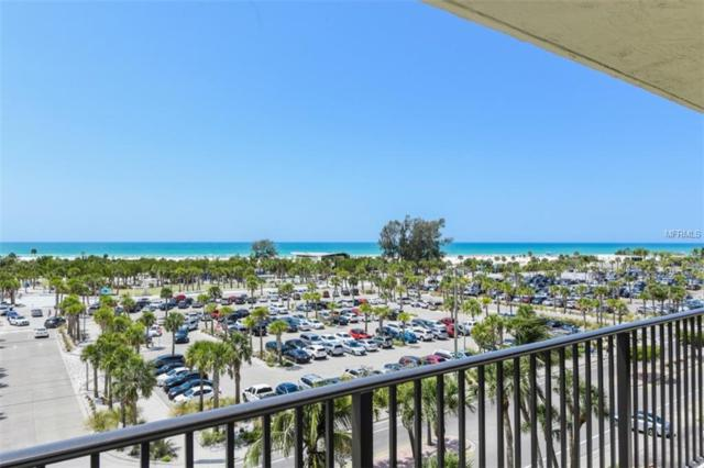 1055 Beach Road B-504, Sarasota, FL 34242 (MLS #A4400474) :: The Duncan Duo Team