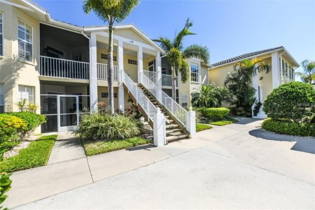 119 Woodbridge Drive #204, Venice, FL 34293 (MLS #A4400504) :: The Duncan Duo Team