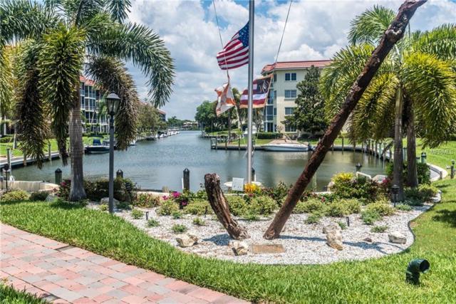 1250 N Portofino Drive 207MAR, Sarasota, FL 34242 (MLS #A4400582) :: McConnell and Associates