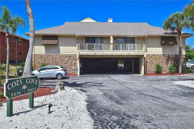 9030 Midnight Pass Road #4, Sarasota, FL 34242 (MLS #A4400625) :: McConnell and Associates